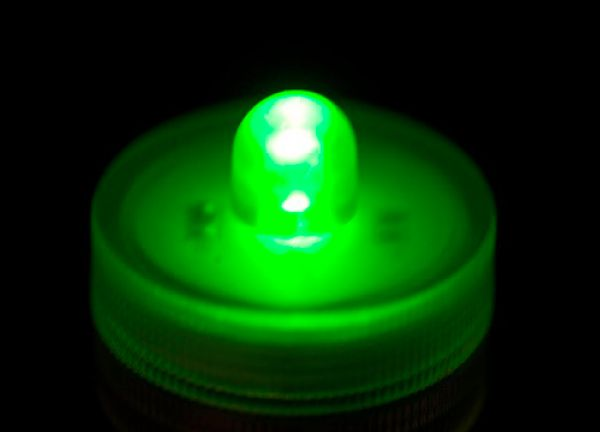 Submersible LED Lights - Green