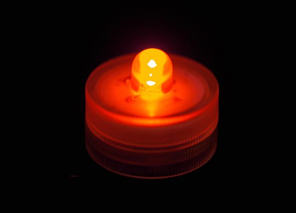 Submersible LED Lights - Orange