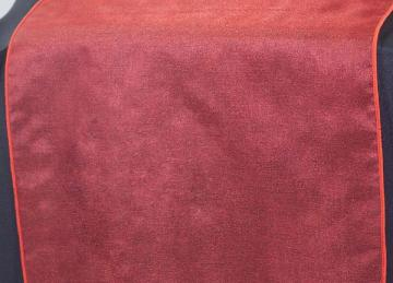 Organza Table Runners - Cherry Red