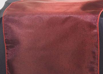 Organza Table Runners - Fino Garnet