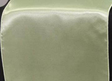 Satin Table Runners - Celery