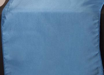 Taffeta Table Runner - Blue