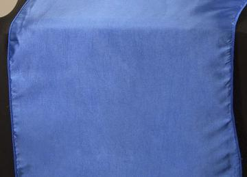 Taffeta Table Runner - Royal Blue
