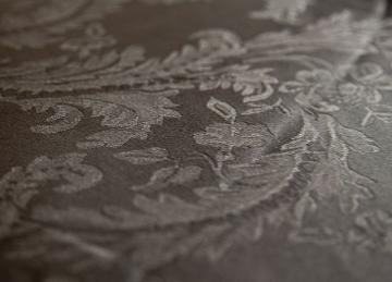 Damask Table Cloths 90 x 90 - Black