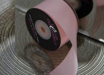 Decor Essential Satin Ribbon 38mm x 20m - Pink