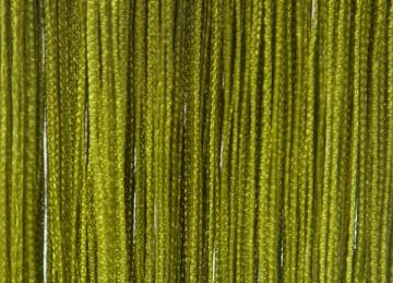 Fringe Curtains - Green/Olive