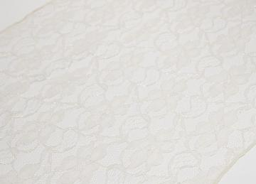 Lace Runner - Ivory
