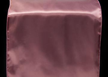 Satin Table Runners - Mauve