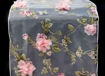 Blossom Table Runner - Pink