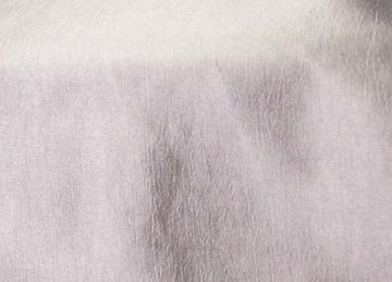 Taffeta Fabric - Light Silver