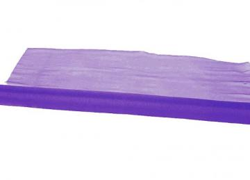 Organza Fabric 29cm x 25m Per Roll- Ultra Purple