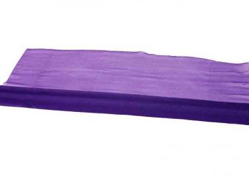 Organza Fabric 47cm x 10m Per Roll - Dark Purple