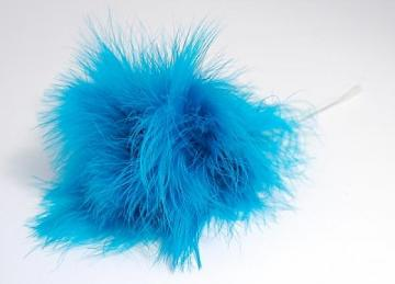 Fluff Feathers - Dark Turquoise