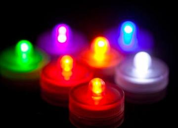 RGB Submersible LED Lights